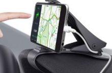 Mejores soportes de móviles para coche