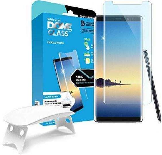 Whitestone Dome Glass, el mejor protector de pantalla para Galaxy S9 Glass-mmmimovil.es
