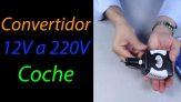 Convertidor para coche de 12v a 220v. 150W