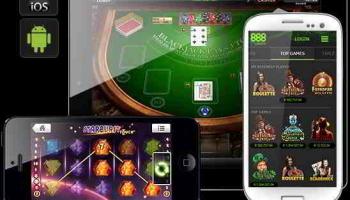 Juegos de casino desde tu Smartphone